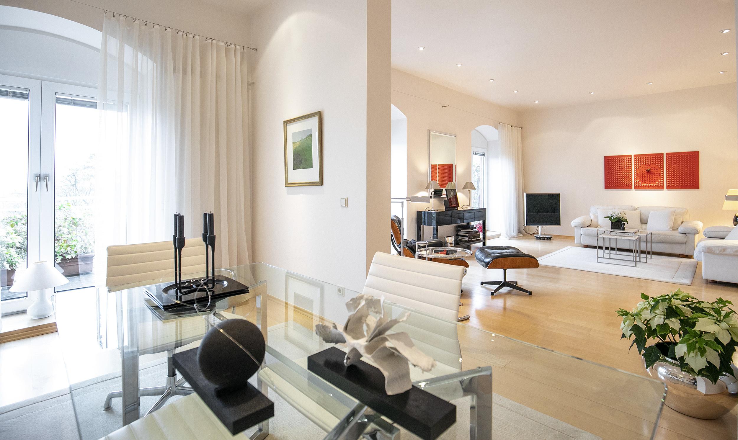 Verkauft! 4 Zimmer-Maisonette-Eigentumswohnung mit großer ...